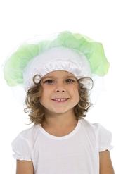 Фрукты и ягоды - Карнавальная шапочка Капуста