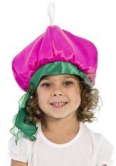 Фрукты и ягоды - Карнавальная шапочка Редиска