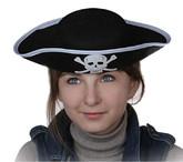 Пиратки - Карнавальная шляпа Пират