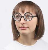 Аксессуары - Карнавальные очки Ботаник