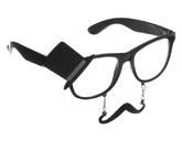 Ретро и Гангстеры - Карнавальные очки Джентльмен