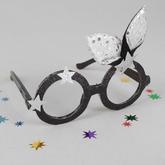 На Новый год - Карнавальные очки Ушки звездочки