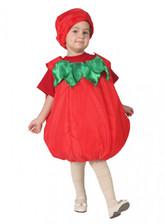 Фрукты и ягоды - Карнавальный костюм Помидор