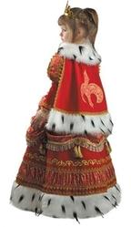 Национальные - Карнавальный костюм Величавая Царица