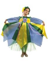Времена года - Карнавальный костюм весны