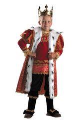 Цари и короли - Карнавальный костюм Юного короля