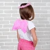 Ангелы и Феи - Карнавальный набор Розовый ангел