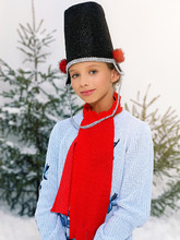 На Новый год - Карнавальный набор Снеговика
