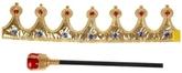 Цари и короли - Карнавальный набор Царский 2 предмета