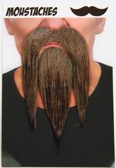 Праздничные костюмы - Карнавальный набор усы и борода