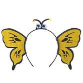 Пчелки и бабочки - Карнавальный ободок «Бабочка»
