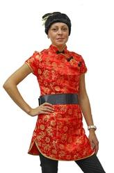 Национальные - Китайское платье