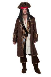 Пираты и капитаны - Классический костюм Джека Воробья