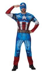 Супергерои и Злодеи - Классический костюм Капитана Америка