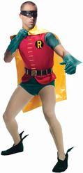 Бэтмен и Робин - Классический костюм Робина Deluxe