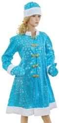 Санты и Снегурочки - Классический костюм Снегурочки