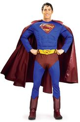 Супермен - Классический костюм Супермена Deluxe