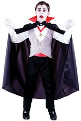 Вампиры - Классический костюм вампира