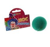 Клоуны - Клоунский нос зеленый