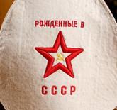 Военные и Милитари - Колпак для бани СССР