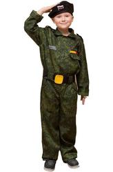 Военные - Костюм Командир подразделения