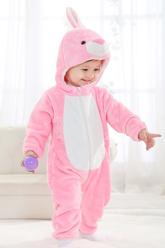 Зайчики и Кролики - Комбинезон Розового кролика