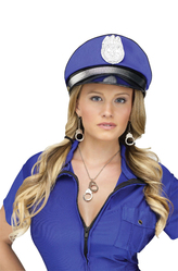 Профессии и униформа - Комплект украшений Полиция
