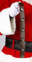 Дед Мороз - Коричневый пояс с колокольчиками