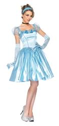 Сказочные персонажи - Короткое платье Золушки
