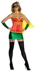 Бэтмен - Корсетный костюм Робин