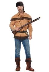 Ковбои и индейцы - Костюм американского охотника
