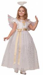 Ангелы и Феи - Костюм ангела для девочки