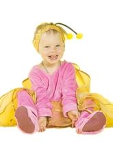 Пчелки и бабочки - Костюм бабочки для малышей