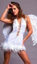 Ангелы и Феи - Костюм белого ангелочка
