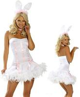 Зайчики и Кошки - Костюм белого зайца