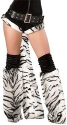 Леопарды и тигры - Костюм Белой тигрицы