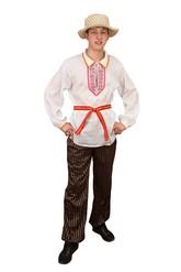 Национальные - Костюм Белорусского парня