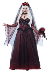 Вампиры и Дракулы - Костюм Бессмертной Вампирши