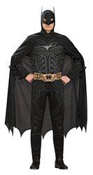 Бэтмен и Робин - Костюм Бэтмена черный