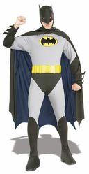 Бэтмен и Робин - Костюм Бэтмена для взрослых