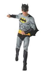 Бэтмен и Робин - Костюм Бэтмена из комиксов для взрослых