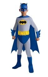 Детские костюмы - Костюм Бэтмена синий