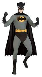 Бэтмен - Костюм Бэтмена вторая кожа