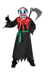 Клоуны - Костюм безумного клоуна