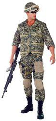 Военные и спецназ - Костюм боевого Рейнджера