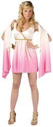 Женские костюмы - Костюм Богини любви розовый