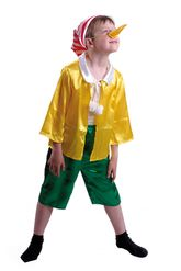 Детские костюмы - Костюм буратино детский