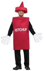 Смешные и Веселые - Костюм Бутыль кетчупа