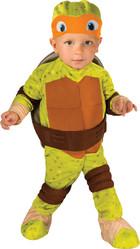 Ниндзя и черепашки - Костюм Черепашки Микеланджело для малыша