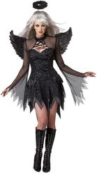 Ангелы и Феи - Костюм черного падшего ангела